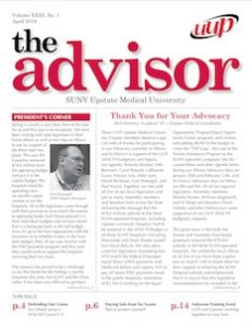 thumbnail of Advisor cover